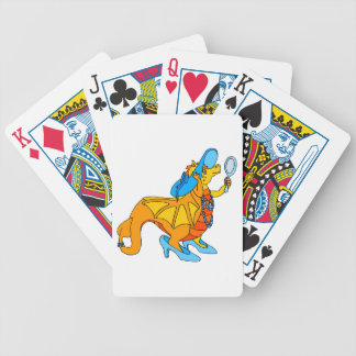 Dress Up Dragon png Bicycle Poker Deck