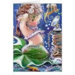Dress-up Time Mermaid Card