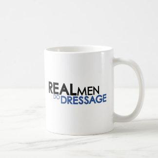 Dressage Basic White Mug