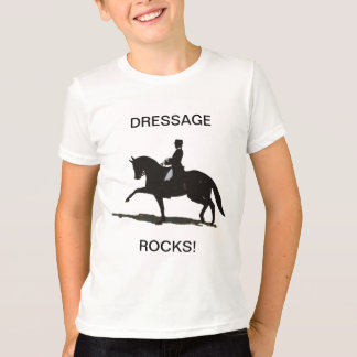Dressage Horse & Rider T-Shirt