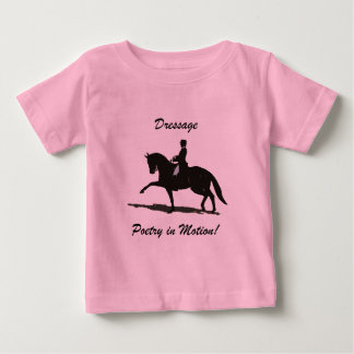 Dressage Poetry in Motion T Shirt