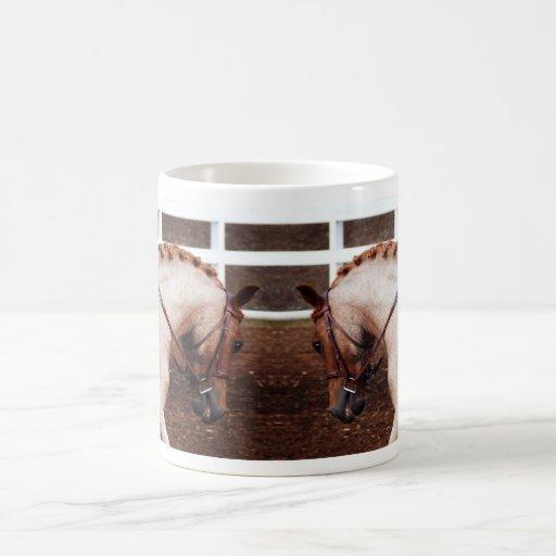 Dressage Pony  II  Mug