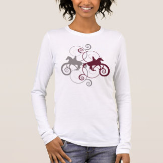 Dressage Shut Up and Ride Long Sleeve T-Shirt
