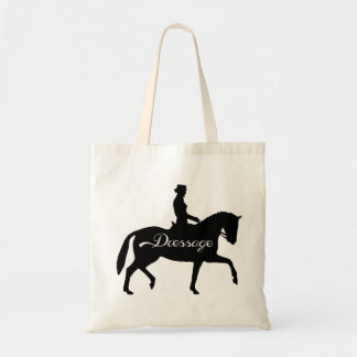 Dressage Tote Bag