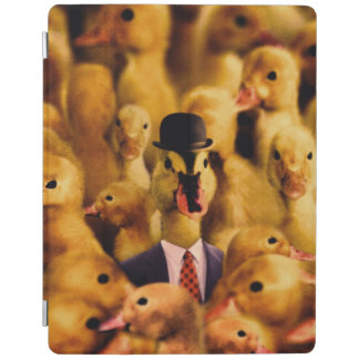 Dressed For Success Duck iPad Cover