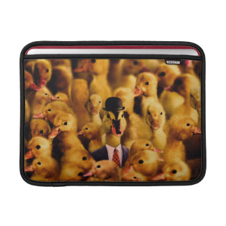 Dressed For Success Duck Sleeve For MacBook Air