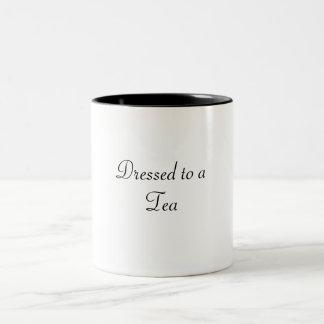 Dressed to a TEA Mug