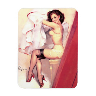 Dressing Room Pin Up Magnet