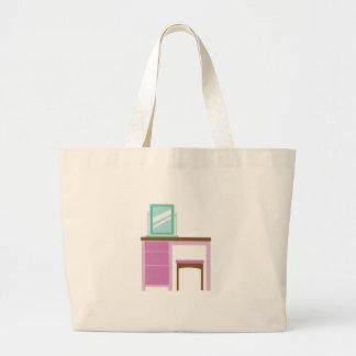 Dressing Table Jumbo Tote Bag