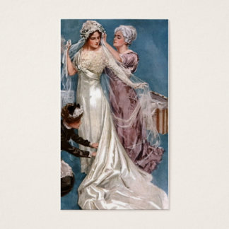 Dressing the Bride Business Card