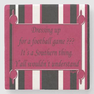 Dressing Up for ...USC,Gamecocks,Coaster Stone Beverage Coaster