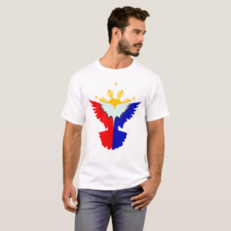 Dressitup Philippines Tri Star Design T-Shirt