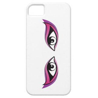 Dressmyphone Cute Eyes Case