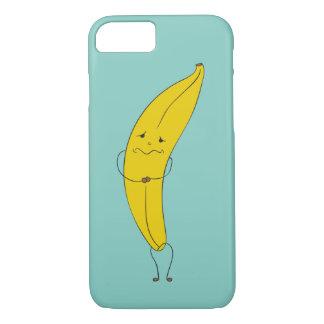 Dressmyphone iPhone 7 Sad Banana Case