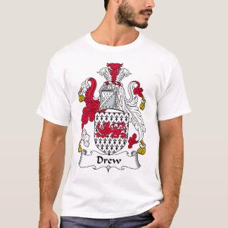 Drew Family Crest T-Shirt