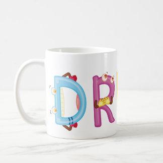 Drew Mug