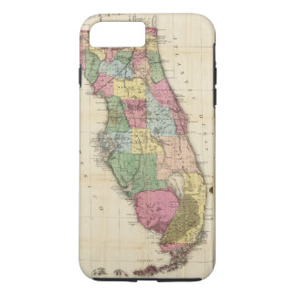 Drew's New Map Of The State Of Florida iPhone 8 Plus/7 Plus Case