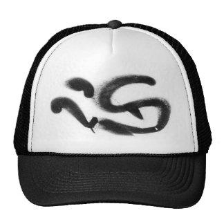 Dribble Graffiti Trucker Hats