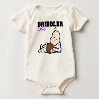 Dribbler Pro Basketball Baby Wear Baby Bodysuit