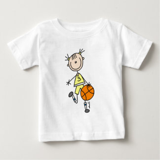 Dribbling Girl Basketball Tshirts and Gifts