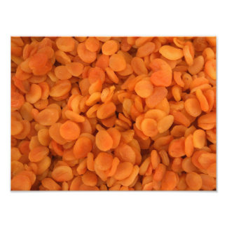 Dried Apricots Photo Print