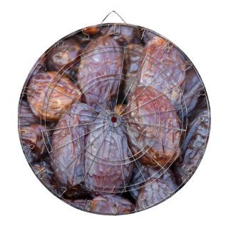 dried dates dartboard