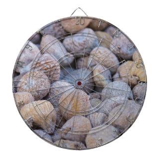 dried figs dartboard