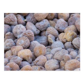 dried figs postcard