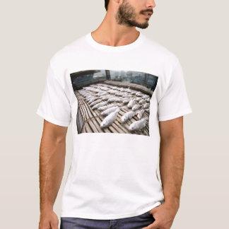 dried fish in Hong Kong T-Shirt