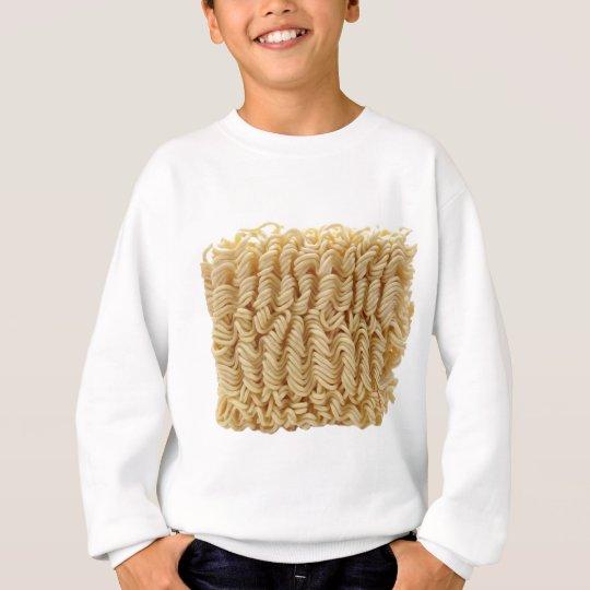 Dried ramen noodles sweatshirt