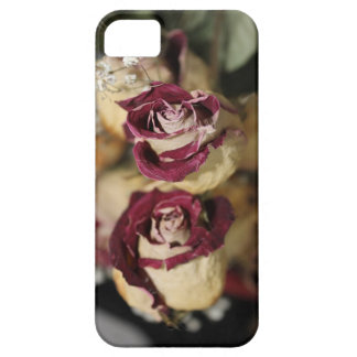 Dried Yellow Roses iPhone Case Case For The iPhone 5