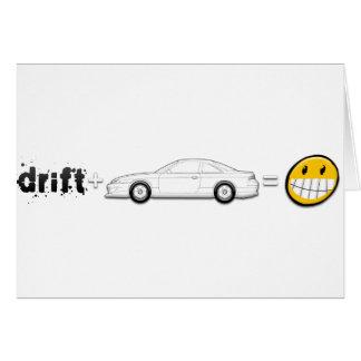 Drift Silvia S14 is fun Card