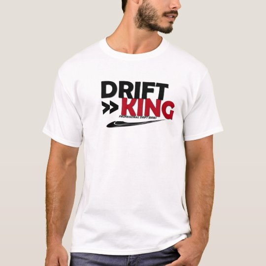 DRIFT TRANSISTOR KING T-Shirt