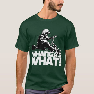 Drift Trikes - Whangas WHAT! (Dark Colors) T-Shirt