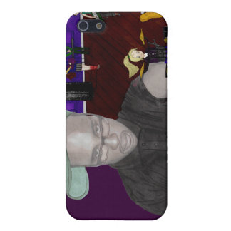 Drifter-Menace iPhone4 case iPhone 5/5S Cases