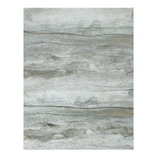 Driftwood Background Texture 21.5 Cm X 28 Cm Flyer