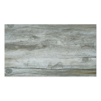 Driftwood Background Texture Pack Of Standard Business Cards