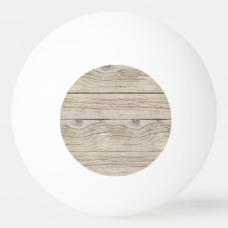 Driftwood Background Texture Ping Pong Ball