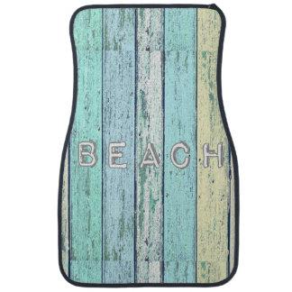 Driftwood Beach Floor Mat