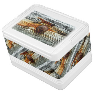 driftwood grey boards Thunder_Cove Igloo Cooler