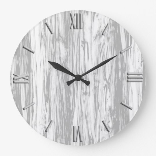 Driftwood pattern - grey / grey and white