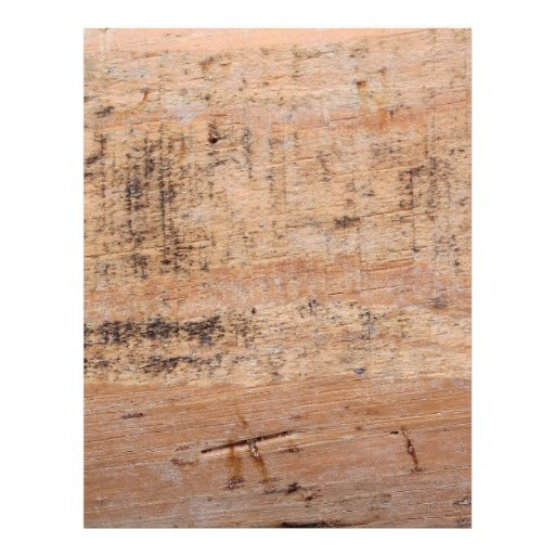 Driftwood Picture. Personalized Flyer