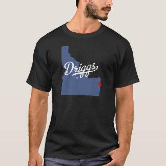 Driggs Idaho ID Shirt