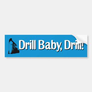 Drill Baby, Drill! Bumper Stickers