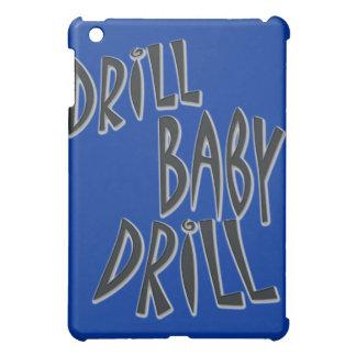 Drill Baby Drill iPad Mini Covers