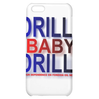 drill baby drill iPhone 5C case