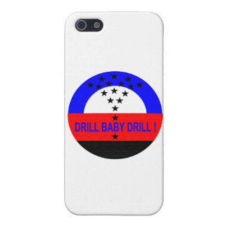 DRILL BABY DRILL iPhone 5 CASES
