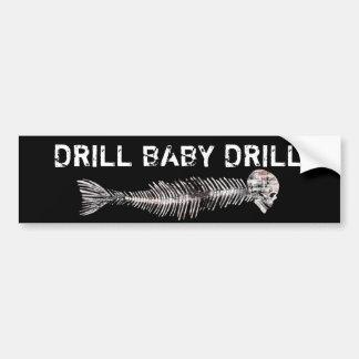 Drill, Baby, Drill Oil Spill Bumper Stickers