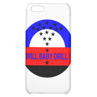 DRILL BABY DRILL- spec case iPhone 5C Covers