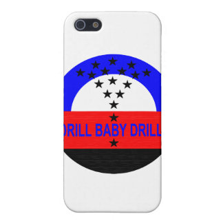 DRILL BABY DRILL- spec case iPhone 5 Case